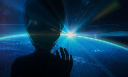 Could We Hide the Earth From Alien Visitors?