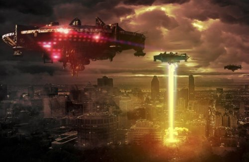Who Will Resist the Aliens Who Want To Destroy Us?