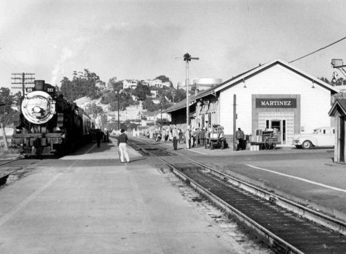 The Haunted Rails… Tales Of The Haunted Martinez Train Station