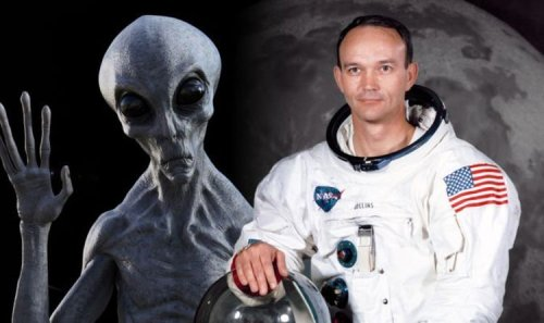 NASA Astronaut Wanted Help From Obama On Alien disclosure