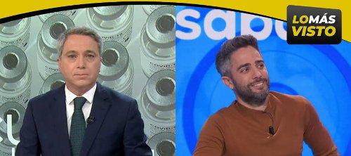 Antena 3 continúa su liderazgo en el prime time del jueves con lo más visto, Antena 3 Noticias 2 y 'Pasapalabra'