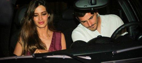 Sara Carbonero, su comentario en una foto que sale Iker Casillas