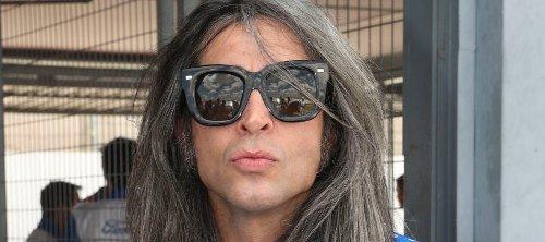 El nuevo pelo de Mario Vaquerizo