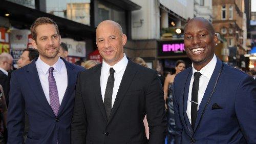 Tyrese Gibson ('Fast and Furious 9') se sincera sobre lo duro que ha sido continuar la saga sin Paul Walker