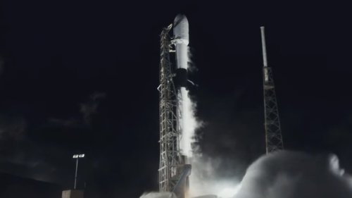 SpaceX successfully launches Sirius XM satellite during late night liftoff