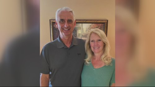 Couple stricken with COVID-19 credits infusion therapy for recovery
