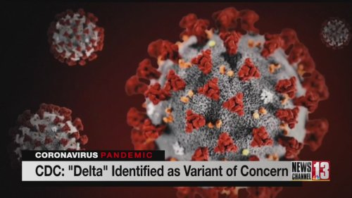 CDC warns of spread of Delta variant