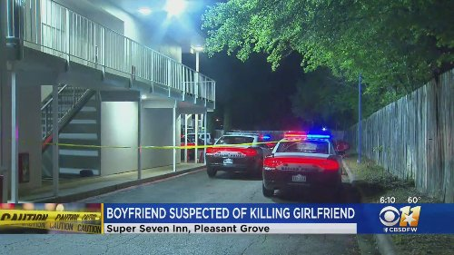 Woman Killed By Boyfriend In Shooting At Dallas Hotel, Police Say