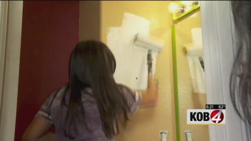 DIY Friday with Danielle: Master bathroom makeover
