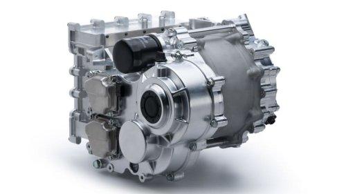 Yamaha develops 496-horsepower motor for electric hypercars