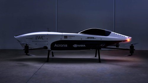"""Airspeeder wants to make electric flying race """"cars"""" a reality in 2021"""