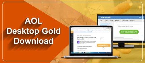 AOL Desktop Gold Download cover image