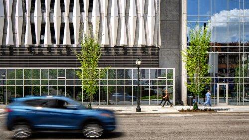 Architectural Photographer Garey Gomez Makes A Parking Deck Look Magical