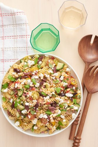 How To Make the Best Pasta Salad Without Mayo