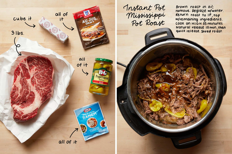 Discover instant pot