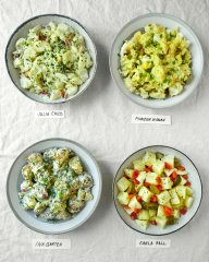 Discover potato salad recipe