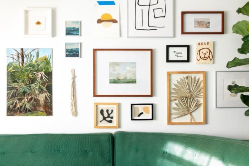 8 Easy Projects You Can Do Using Just a $5 Sample Pot of Paint