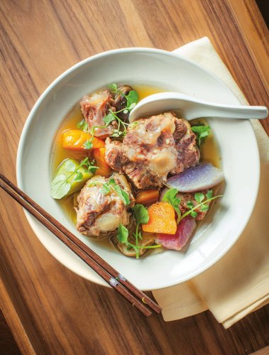 This Slow-Simmered Oxtail Soup Is Deeply Savory and Rich