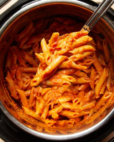 Instant Pot Penne Pasta Is Saucy, Creamy, and Ready in 20 Minutes