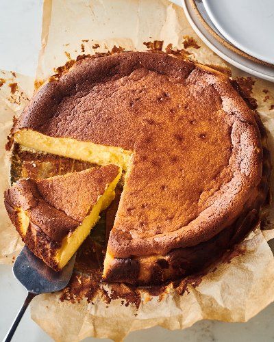 Here's How to Make Basque Cheesecake at Home (Prepare to Fall in Love)
