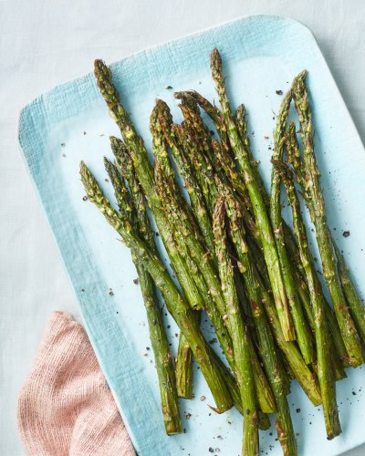 Your Air Fryer Is the Key for Making Perfectly Crisp-Tender Asparagus