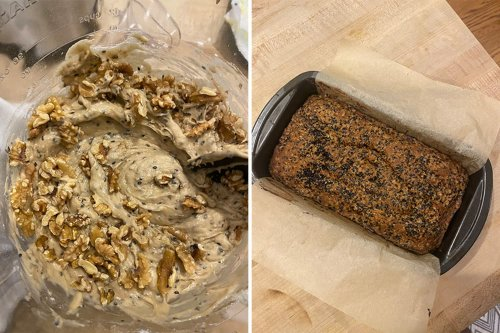 Instead of Tossing the Banana Peel, Add It Straight to Your Banana Bread (Trust Me)