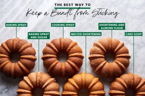 We Tried 6 Methods for Preventing a Bundt Cake from Sticking to the Pan and the Winner Was Pure Magic