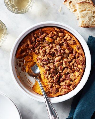 How To Make the Best Sweet Potato Soufflé