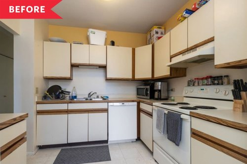 Before & After: A Sad, Dated Kitchen Becomes Unrecognizable After a $19,000 Overhaul