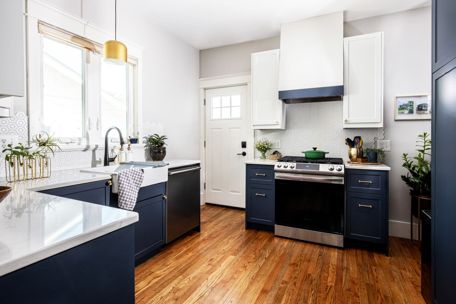 This Kitchen Got a Down-to-the-Studs Gut Renovation — Here's How Every Dollar Was Spent