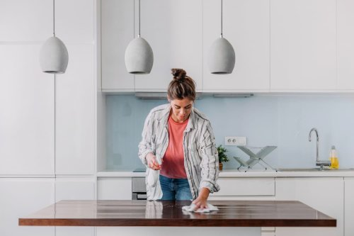 My Mom's 5-Step Daily Cleaning Routine Is Thorough, but It Keeps My Kitchen Spotless