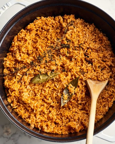 Jollof Rice Is My All-Time Favorite Food. Here's How I Make It.
