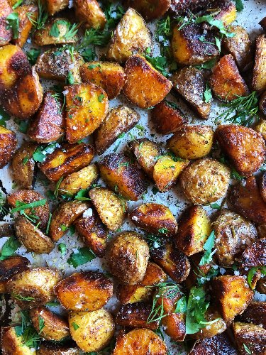 These TikTok-Famous Crispy Potatoes Are 100% Worth the Hype