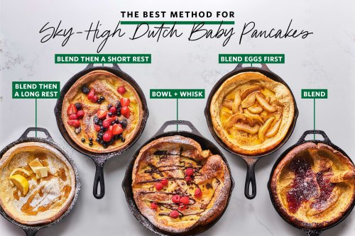 We Tried 5 Methods for Sky-High Dutch Baby Pancakes and Didn't Expect These Results