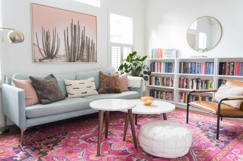 Add a Timeless Touch to Any Space with These Washable Vintage-Style Rugs (Bonus: They're on Sale!)
