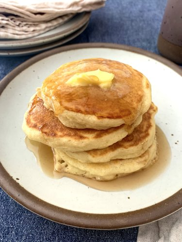 I Tried John Legend's Weekend Pancake Recipe — And They Are Perfectly Light and Fluffy