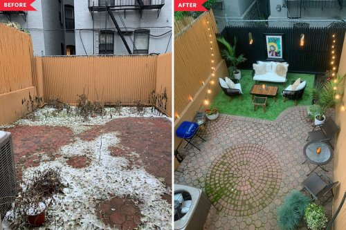 6 Tips from the DIYer Who Pulled off This Stunning Patio Redo