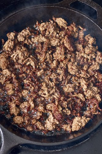 The Best Ground Beef Trick I Just Learned After 25 Years of Cooking