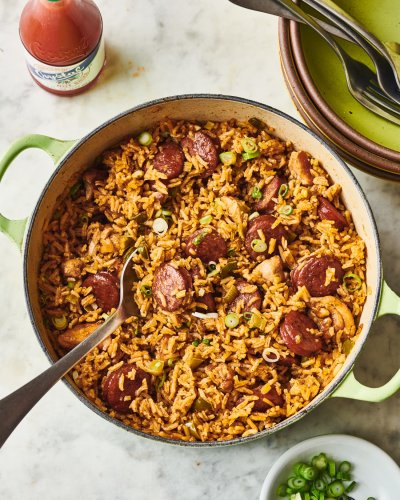 This Endlessly Comforting Jambalaya Is the Ultimate One-Pot Meal