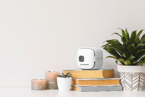 This Tiny Portable Projector Will Transform Your Movie Nights