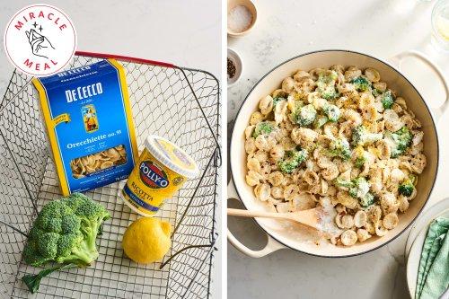 Here's How I Get Lemon Ricotta Pasta Super Creamy