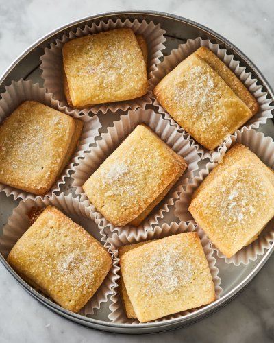 How To Make Easy, Melt-in-Your-Mouth Butter Cookies