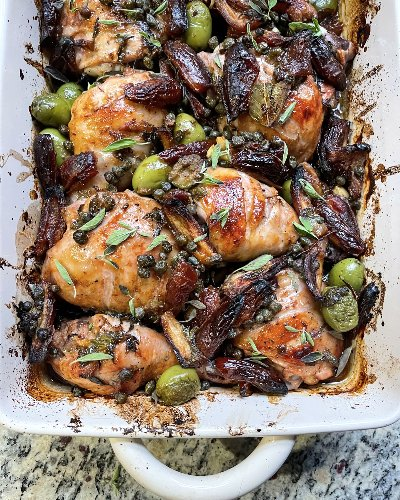 Ottolenghi's Chicken Marbella Is a Modern Take on the Comfort Classic