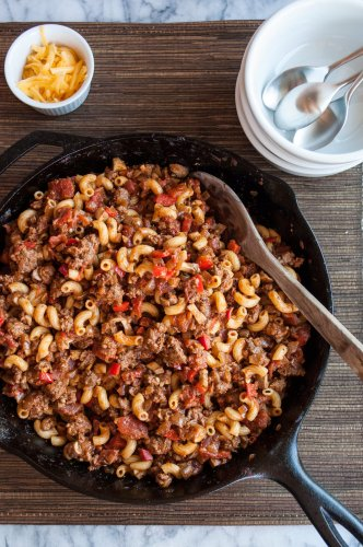 Southwest Skillet Ragu Is Wonderfully Saucy and Spiced