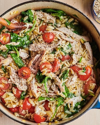 5 Quick Dinners That Start with Rotisserie Chicken