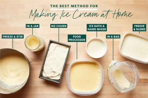We Tried 7 Methods for Making Ice Cream Without a Machine and Found 2 Favorites