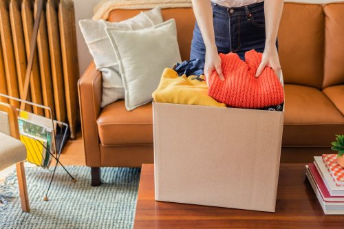 The 7 Commandments of Decluttering, According to a Pro Organizer