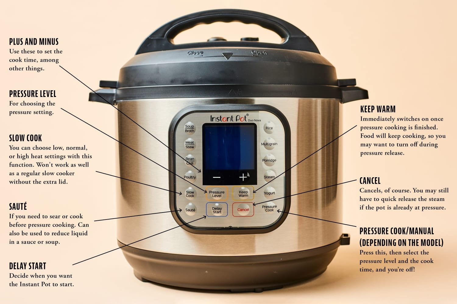 The Top 100 Instant Pot Questions Answered: Recipes, What to Buy & More | Kitchn