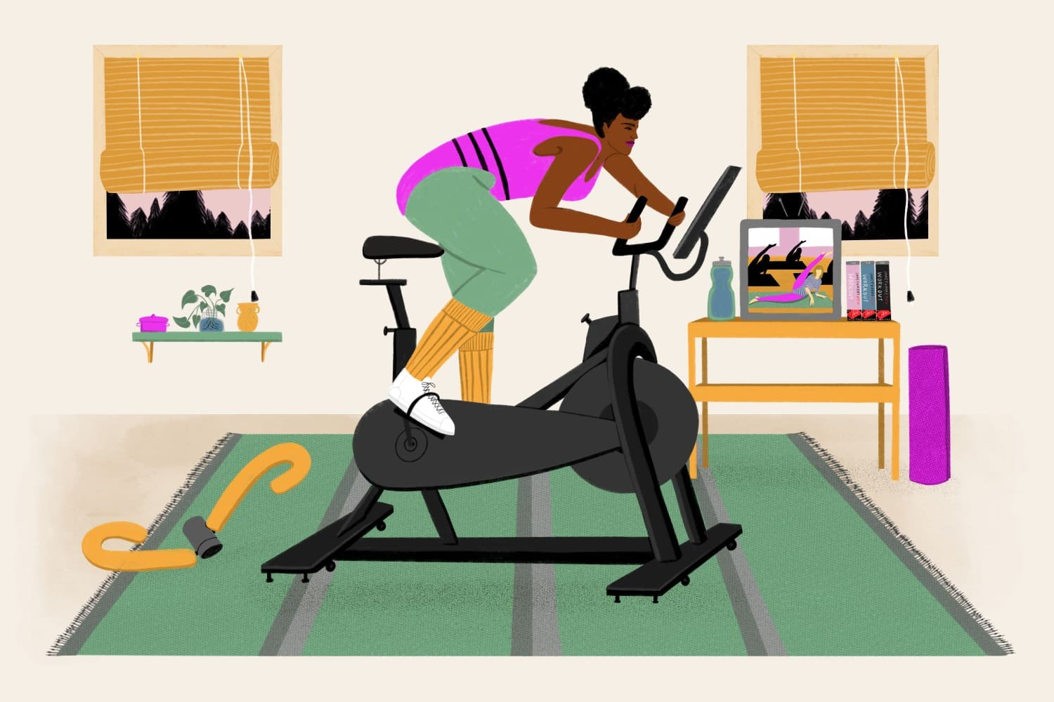 The Weird History of Home Fitness