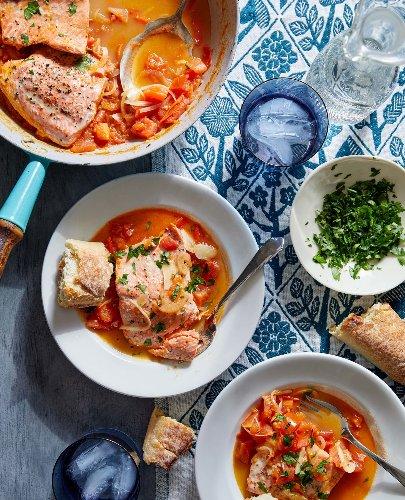 5 Absolutely Easy Mediterranean Dinners